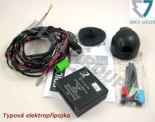 Elektropřípojka Renault Master / Opel Movano / Nissan NV400 valník 13pin