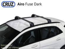 Střešní nosič Mercedes GLA 20-, CRUZ Airo Fuse Dark