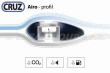 Střešní nosič Opel Crossland X 5dv.17- (integrované podélníky), CRUZ Airo FIX Dark