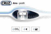 Střešní nosič Volvo XC40 5dv.18-, CRUZ Airo FIX Dark