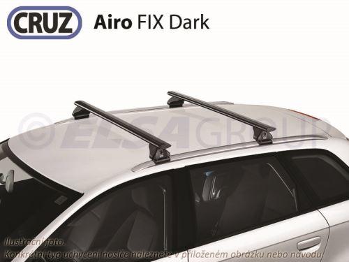 Střešní nosič Citroën C4 Cactus 14-18 (integrované podélníky), CRUZ Airo FIX Dark