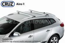 Střešní nosič Volvo V50 kombi s podélníky, CRUZ Airo ALU