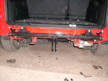 Tažné zařízení Fiat Doblo + Doblo Maxi, od 2010