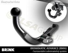 Tažné zařízení Mazda 3 HB 2009-2013, odnímatelný BMA, BRINK