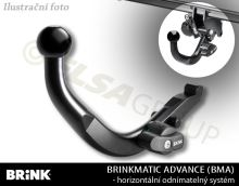 Tažné zařízení Mazda 6 kombi 2012- (GJ), odnímatelný BMA, BRINK
