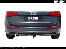 Tažné zařízení Audi Q5, od 2008