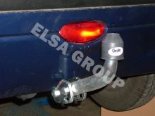 Tažné zařízení Peugeot 206, od 2003
