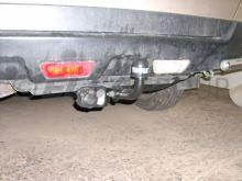 Tažné zařízení Nissan X-Trail (1)