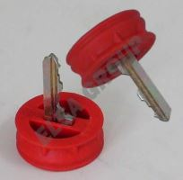 Náhradní klíče pro vertikální čep Westfalia 2Wxx