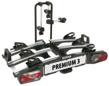 Nosič kol Eufab Premium III - 3 kola, na tažné zařízení