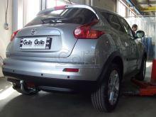 Tažné zařízení Nissan Juke 2WD, od 2010
