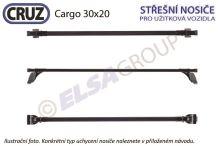 Střešní nosič CRUZ Cargo 30x20 3
