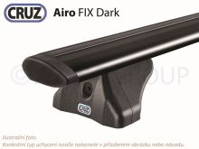 Střešní nosič Opel Signum Estate 03-08 (integrované podélníky), CRUZ Airo FIX Dark
