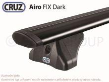 Střešní nosič Renault Koleos 5dv.17-, CRUZ Airo FIX Dark