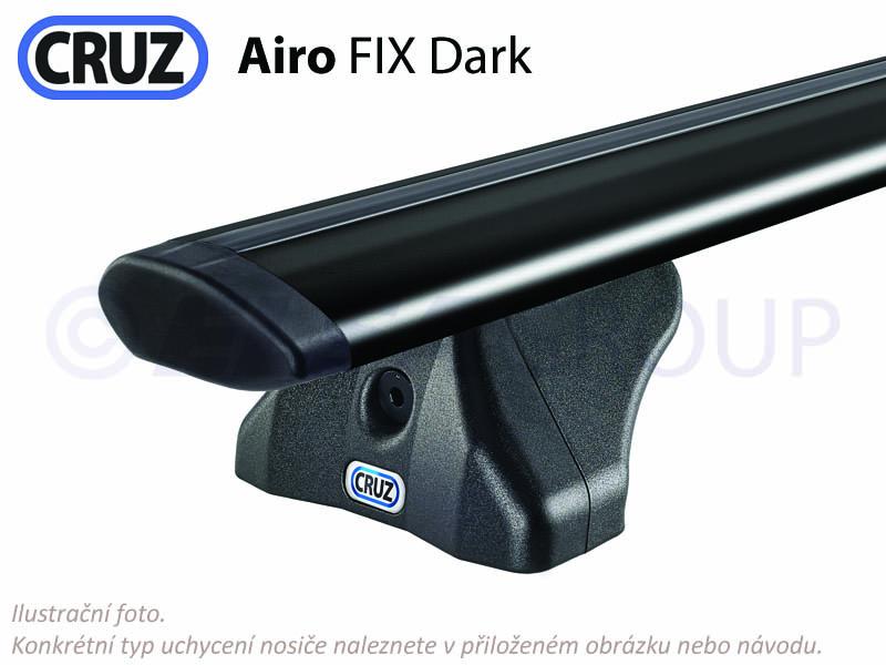 Střešní nosič Dacia Duster 5dv.14-18, CRUZ Airo FIX Dark