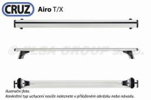 Střešní nosič Alfa Romeo Stelvio 17- , CRUZ Airo ALU