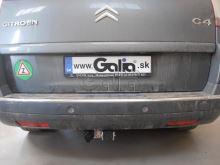 Tažné zařízení Citroen C4 Picasso+Grand / Peugeot 5008, od 2006