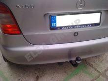 Tažné zařízení Mercedes A (W168), 1997 - 2004