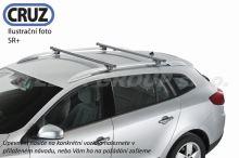 Střešní nosič Peugeot 206 SW kombi na podélníky, CRUZ