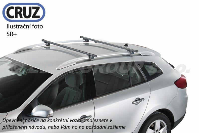 Strešný nosič BMW 5-rada touring s podélníky, cruz