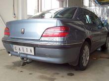 Tažné zařízení Peugeot 406 sedan, 1995 - 2004