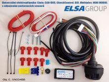 Univerzální elektropřípojka 13pin CC/CAN s odpojením park. senzorů