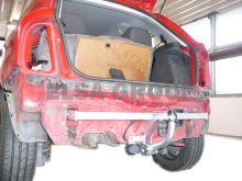 Tažné zařízení Škoda Fabia HB 2010-2014 (II), pevné, Galia