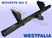 Tažné zařízení UNI 3 (doporučený čep 329103)